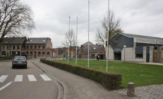 Turnzaal ymeria - foto Het Nieuwsblad