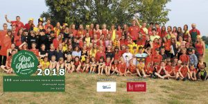 PPW 100 - groepsfoto sportkamp Olne - 2018