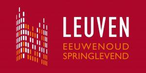 Logo erfgoedcel Leuven